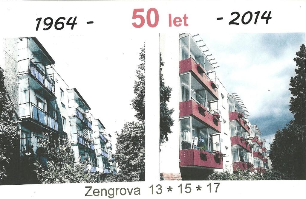 ZENGROVA 13*15*17 50 LET